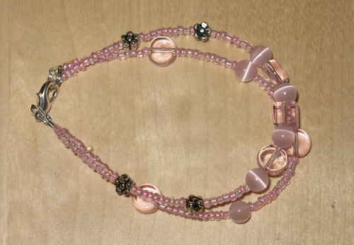 rosaarmband