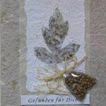 Basteltipp Nr. 5 – Naturkarten