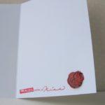 Karte 'Liebe verschönert…'