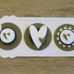 Scraps verbasteln: Card Candy 3