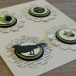Scraps verbasteln: Card Candy 1