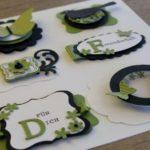 Scraps verbasteln: Card Candy 2