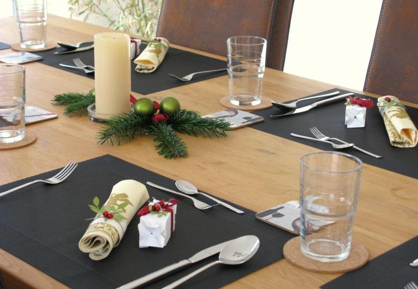 weihnachtliche tischdeko zeit zum bastelnzeit zum basteln. Black Bedroom Furniture Sets. Home Design Ideas