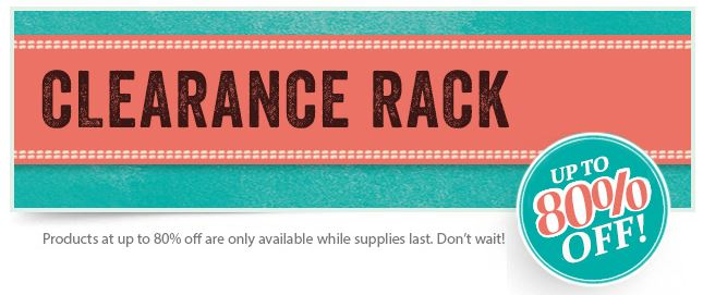 Clearance Rack, hier findest Du Angebote von Stampin Up