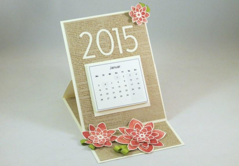 easel card_calendar_a