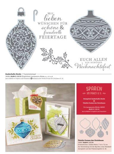 4 Produktpaket Zauberhafte Zierde