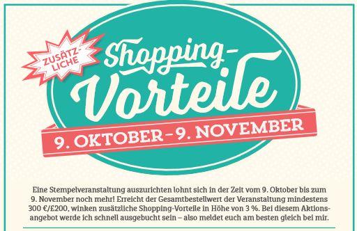 Oktober shopping Vorteile (1)