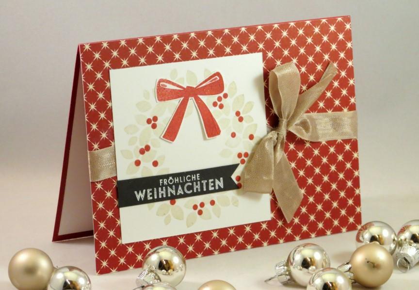 Weihnachtskranz rot (1)