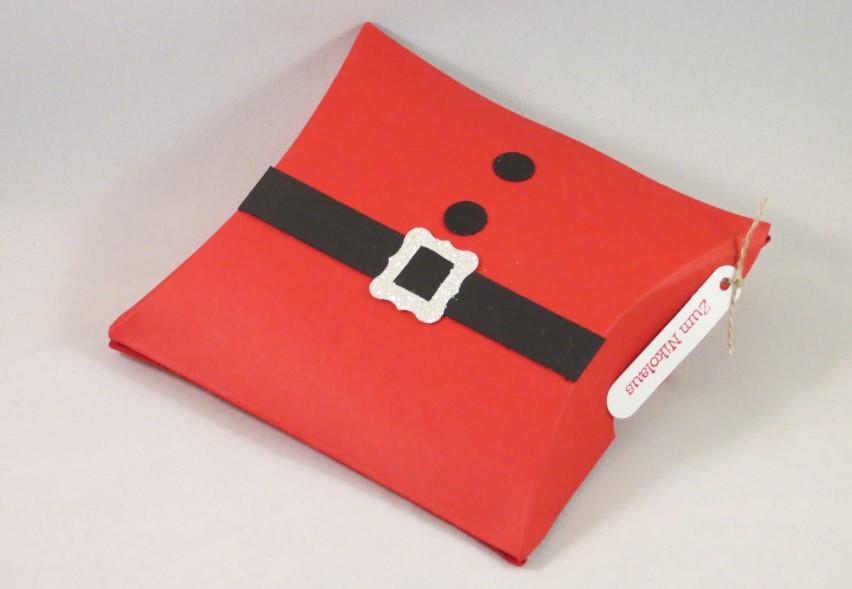 dicker nikolausbauch zeit zum bastelnzeit zum basteln. Black Bedroom Furniture Sets. Home Design Ideas