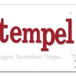 Stempel ABC – Top Techniken mit Heat Embossing