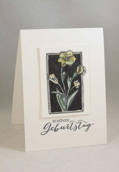 black doodle flower (1)