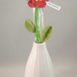 Süße Blume zum Muttertag