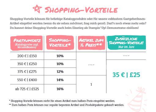zusätzliche Shoppingvorteile (1)