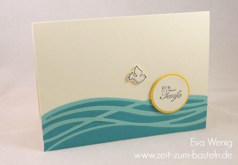 Zur Taufe - Wasser (3)