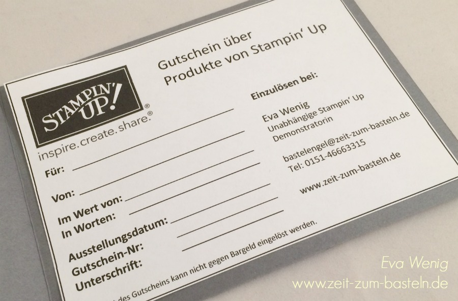 Gutschein Stampin Up (2)
