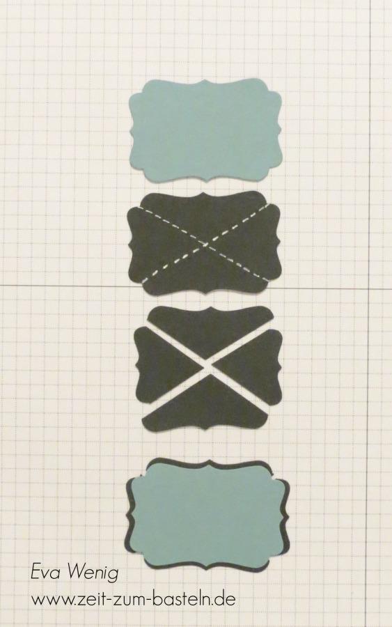 punchart etikett 5 zeit zum bastelnzeit zum basteln. Black Bedroom Furniture Sets. Home Design Ideas