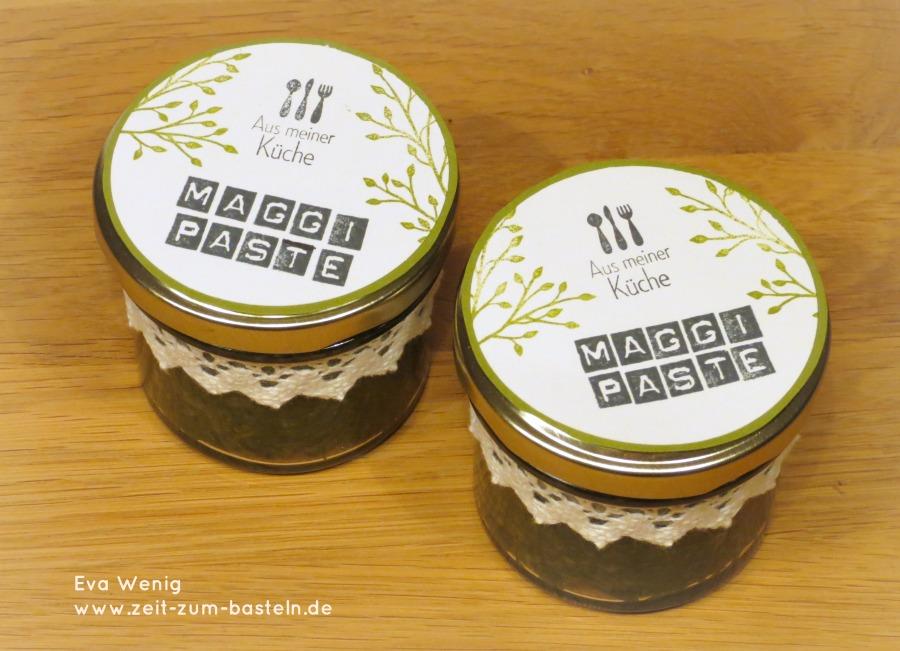 Maggi-Paste mit Rezept