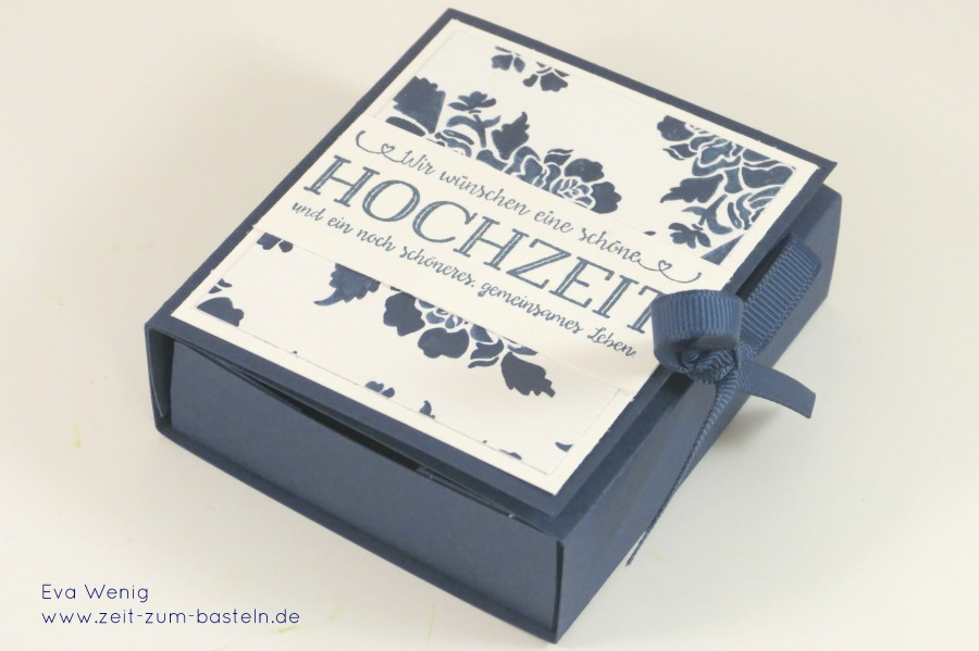 two in one karte box zur hochzeit zeit zum bastelnzeit zum basteln. Black Bedroom Furniture Sets. Home Design Ideas