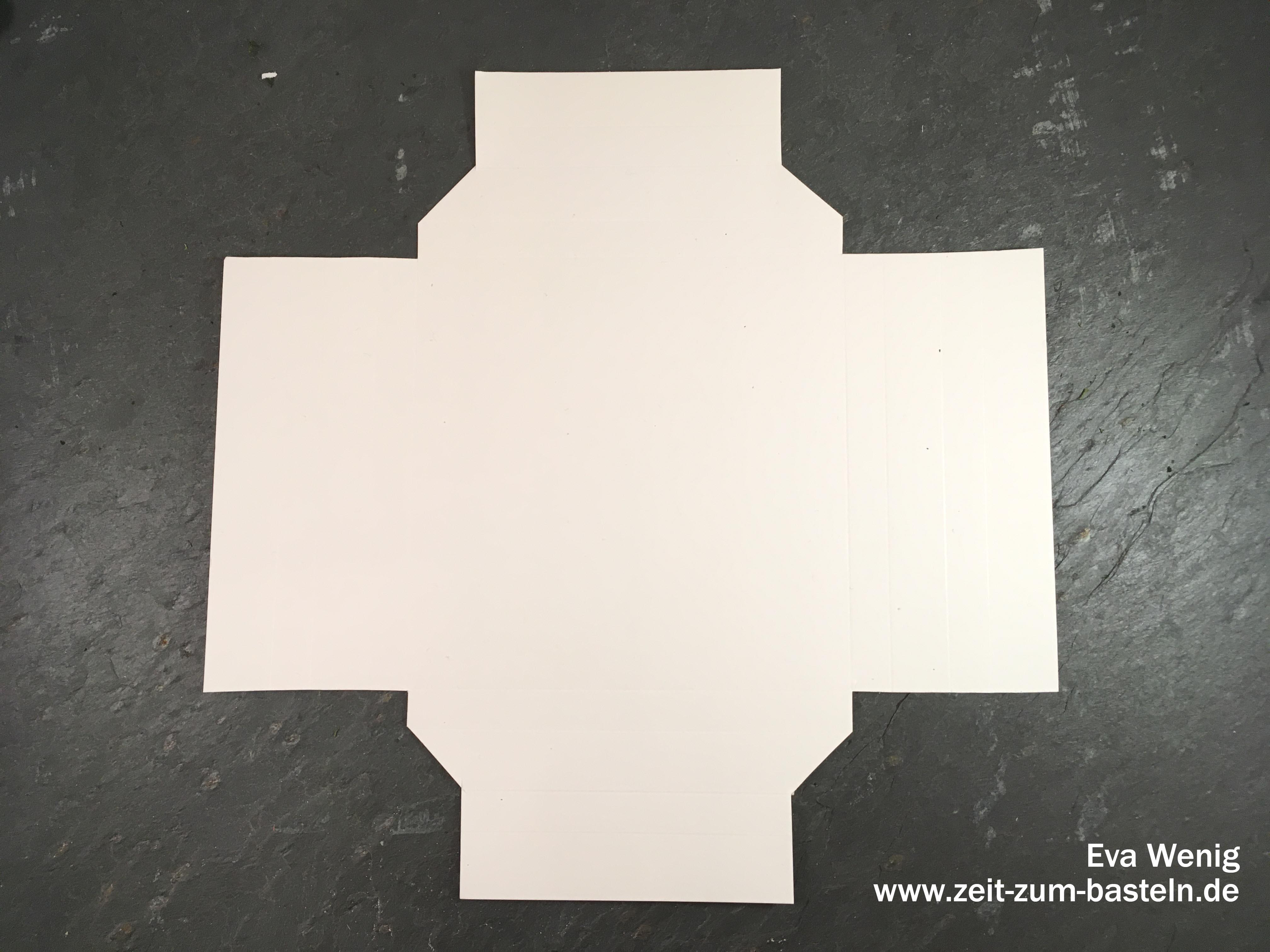 Freebie - Anleitung und Rechner für 3D Rahmen aus Papier  -Stampin up - www.zeit-zum-basteln.de