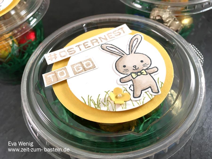 Osternest To-Go mit Stampin Up - www.zeit-zum-basteln.de