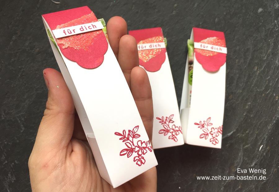 Kleine Handcreme-Goodies - Stampin Up - www.zeit-zum-basteln.de
