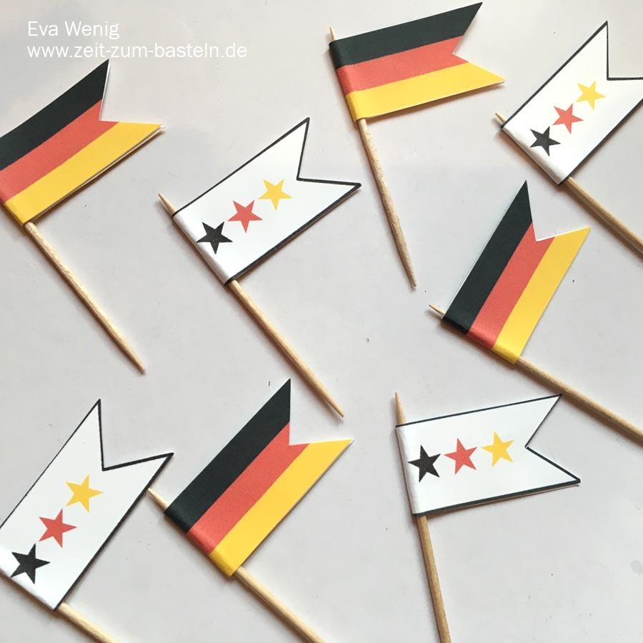 Freebie - Im WM-Fieber - Deko für Deine Fußball-Party