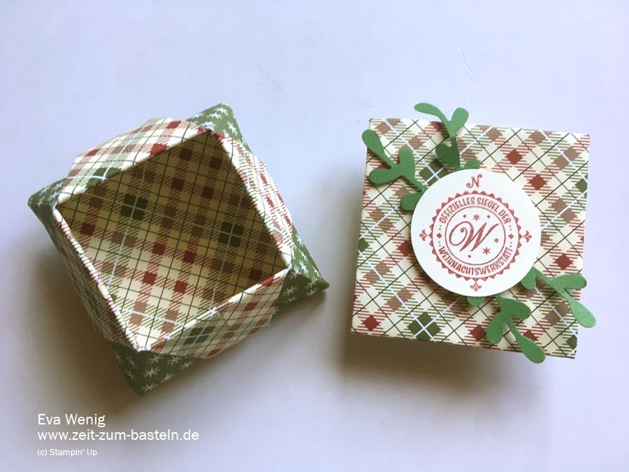 Origami Sternschachtel 3 Zeit Zum Basteln