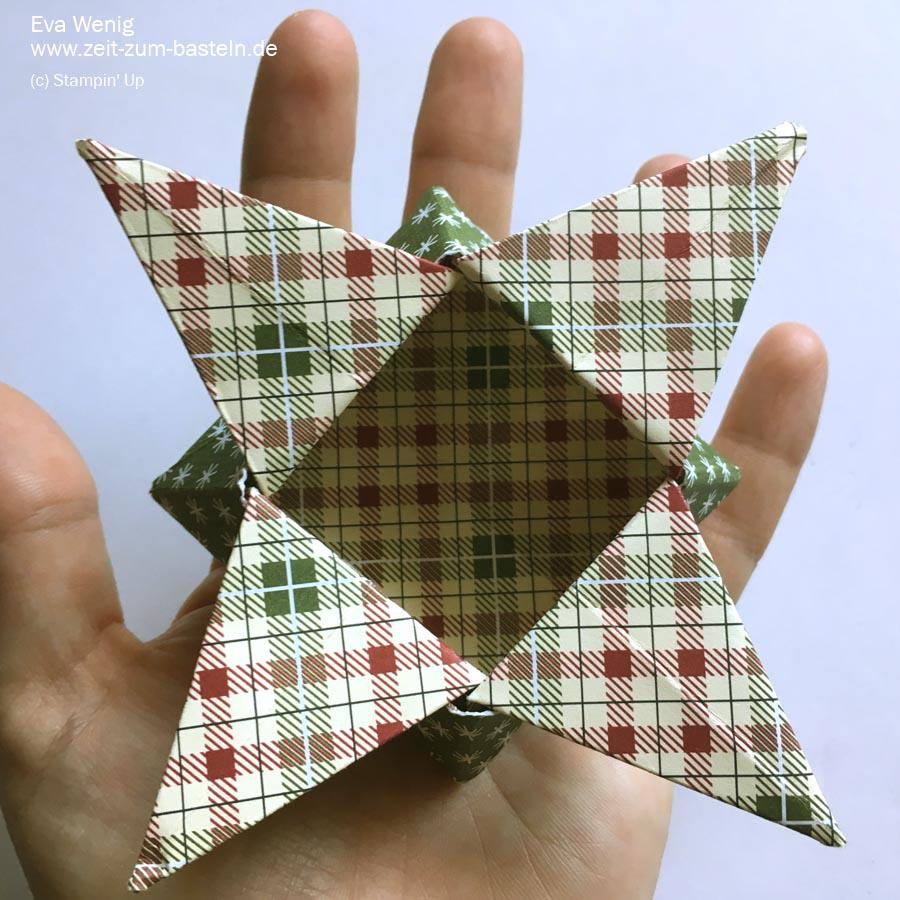 Origami Sternschachtel 6 Zeit Zum Basteln