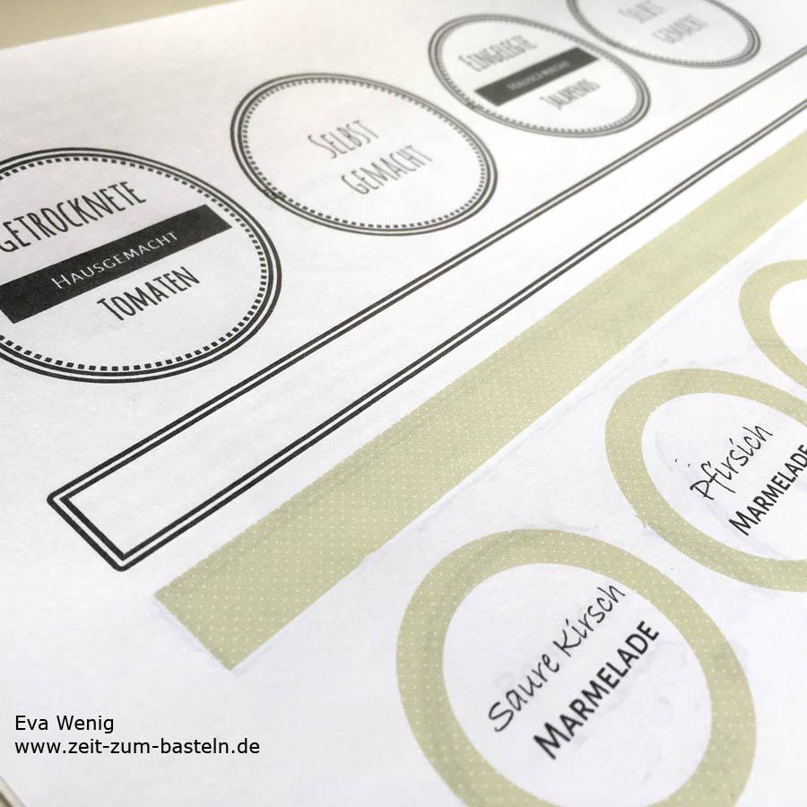 freebie etiketten f r hausgemachtes zeit zum bastelnzeit zum basteln. Black Bedroom Furniture Sets. Home Design Ideas