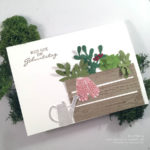 Blog-Hop Stamp A(r)ttack – Es grünt so grün