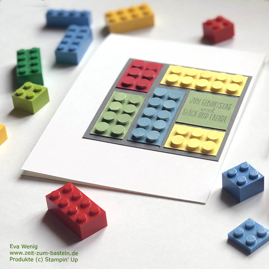 Lego-Karte