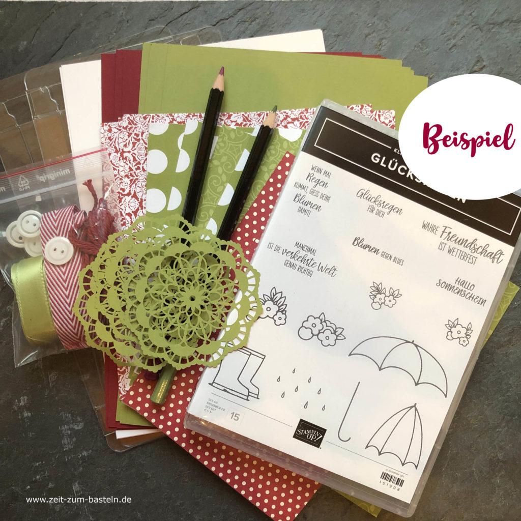 Lass Dich zum Geburtstag mit einem Stampin Up Überraschungspaket überraschen!