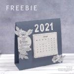 FREEBIE – Mini-Kalender 2021