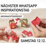 WhatsApp Inspirationstag