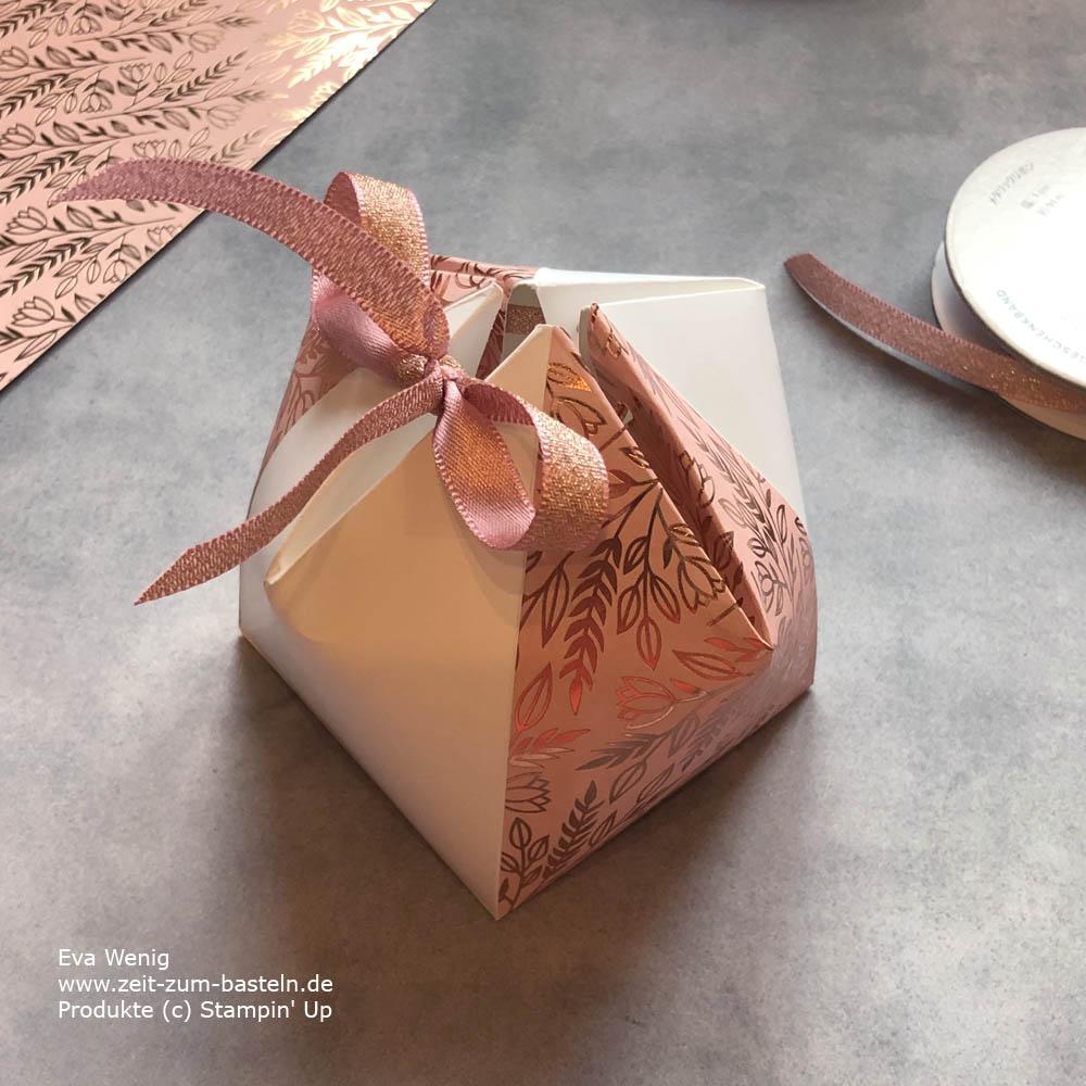 Kuppelbox Video-Tutorial Stampin Up
