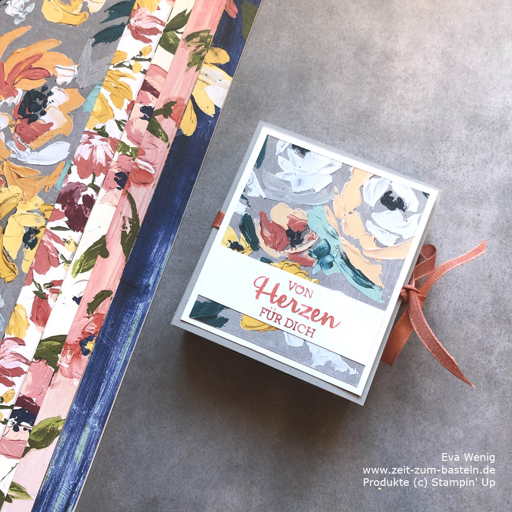 Schubladen Box 2-in-1 Stampin Up