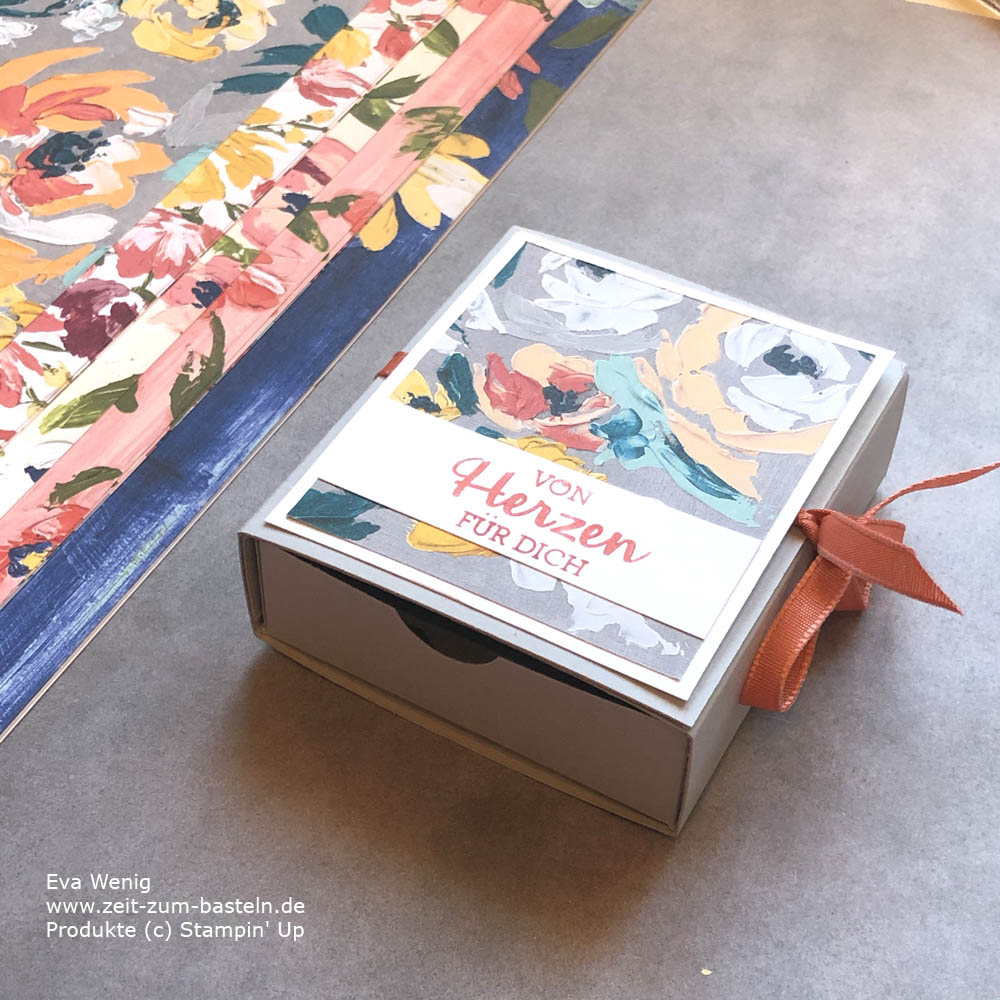 2-in-1 Box Stampin Up