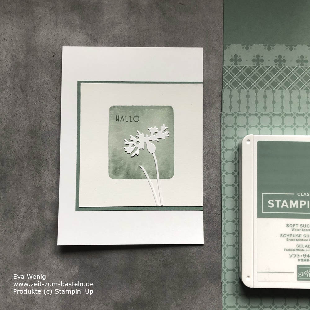 InColor 2021-2023 Stampin Up Seladon