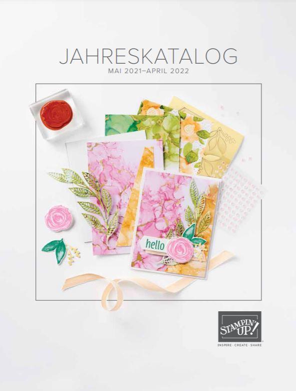 Katalog Stampin Up 21-22