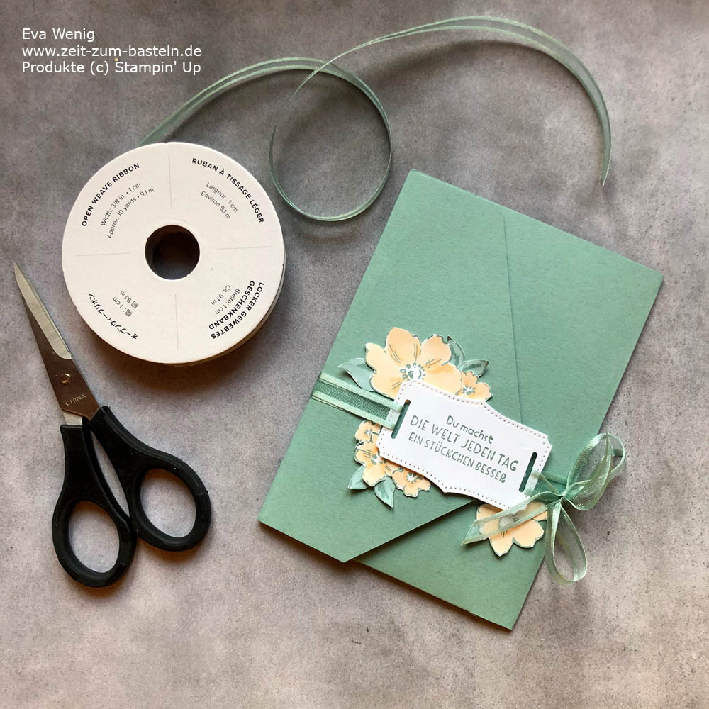 Das perfekte Muttertagsgeschenk - Stampin Up