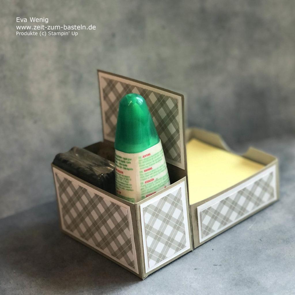 Post-it Halter - ein DIY Organziser mit Stampin Up